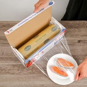 Màng bọc thực phẩm PVC Eufood 30cm x 200m