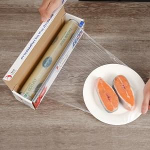 Màng bọc thực phẩm PVC Eufood 30cm x 150m