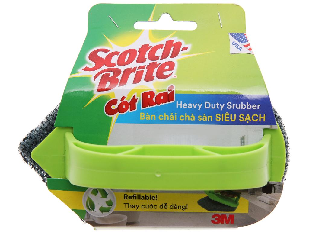 Bàn chải chà sàn siêu sạch 3M Scotch Brite 1