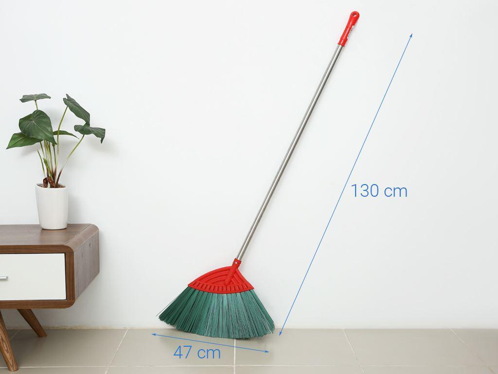 Chổi quét sàn nhựa Mega Home 132 x 46cm 6