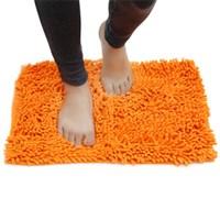 Thảm chùi chân Carlmann 50 x 35cm màu cam