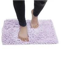 Thảm chùi chân Carlmann 50 x 35cm màu tím