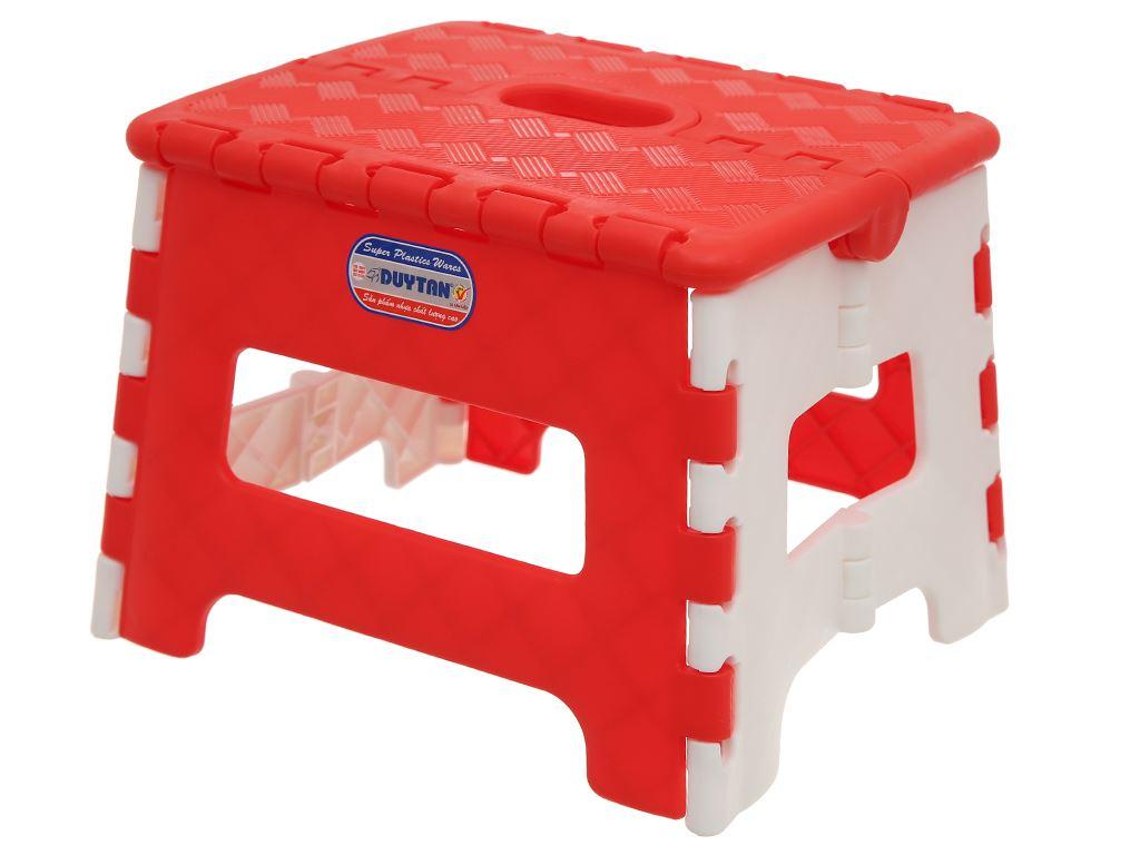Ghế xếp nhựa Duy Tân 22 x18.3 x 16 cm (giao màu ngẫu nhiên) 1