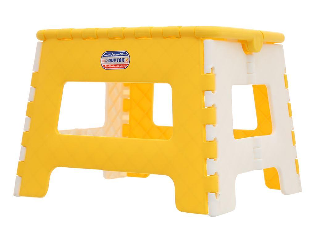 Ghế xếp nhựa Duy Tân 29.5 x 24 x 21cm (giao màu ngẫu nhiên) 3