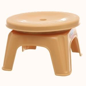 Ghế nhựa tròn Duy Tân 13.5 x 22cm (màu ngẫu nhiên)
