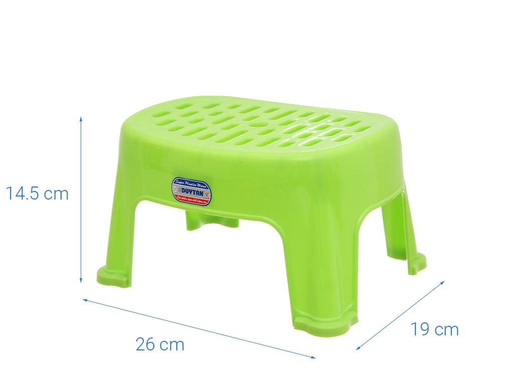 Ghế nhựa oval Duy Tân 14.5 x 26cm (giao màu ngẫu nhiên) 5