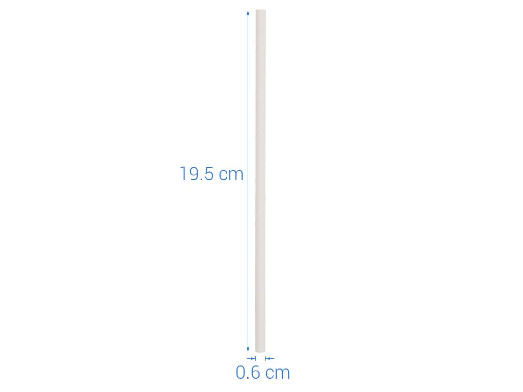 Ống hút giấy Green Eco 19cm (30 cái) 5