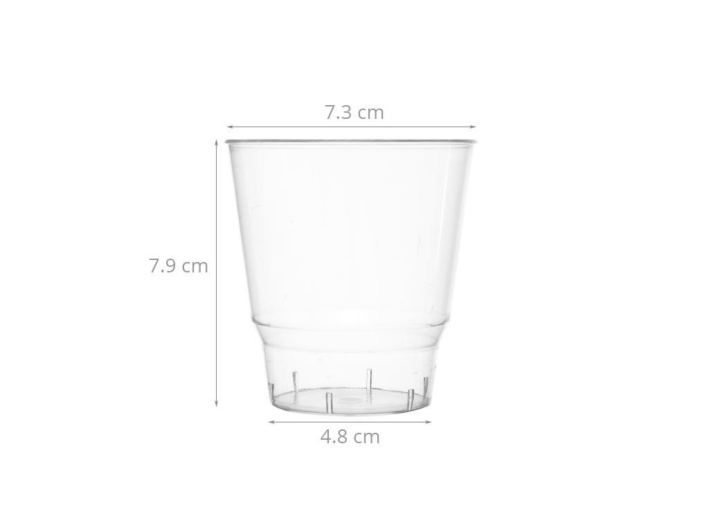 Ly nhựa Bách Hoá Xanh BPAS 220ml 5