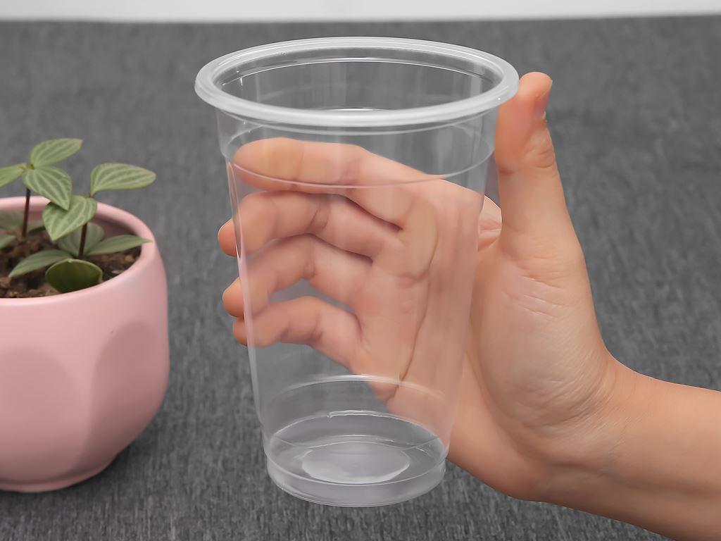 Ly nhựa trong Bách Hoá Xanh BPPP 500ml (10 cái) 4