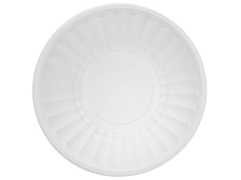 Tô nhựa Bách Hoá Xanh BPPP 16.5cm (10 cái) 2