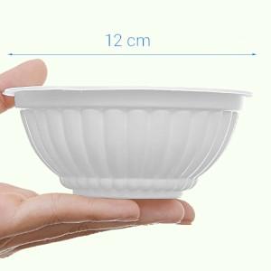 Chén nhựa Bách Hoá Xanh 12cm (20 cái)