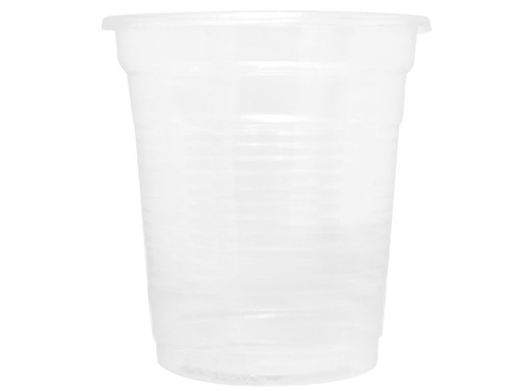 20 ly nhựa PP trong suốt Hunufa 190ml 2