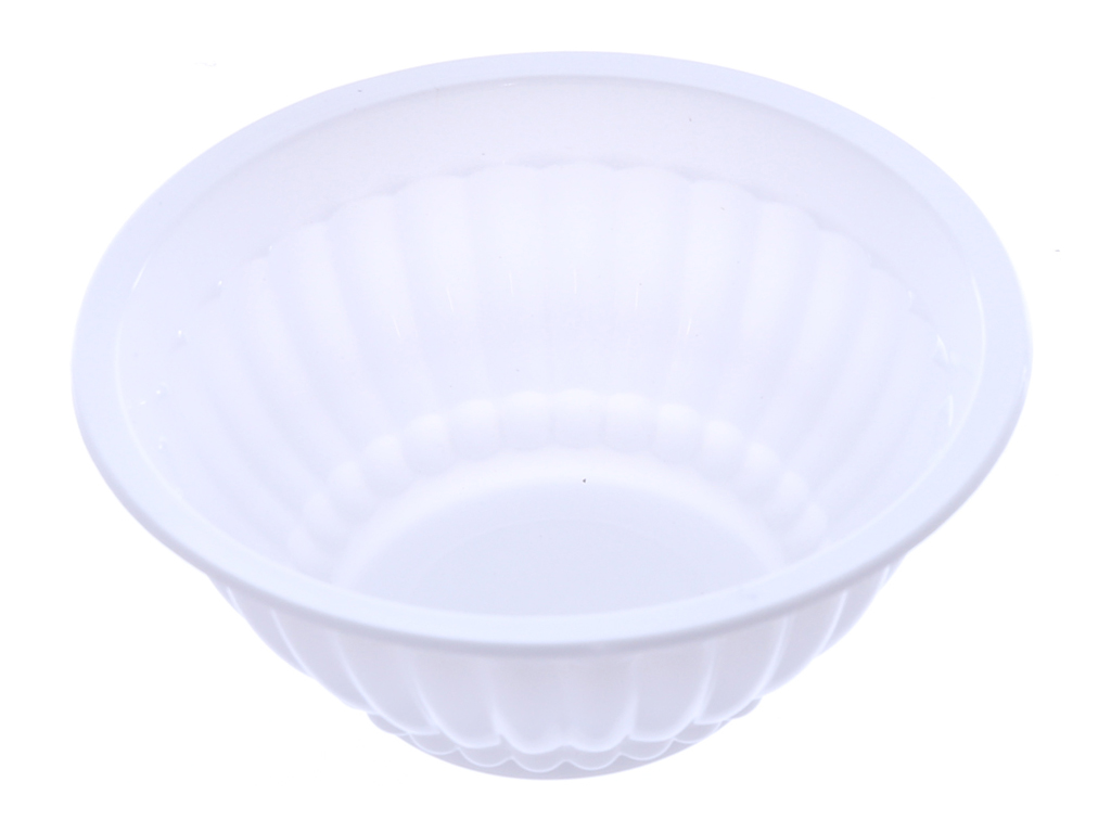 20 chén nhựa PP tròn Hunufa 10.2cm 2