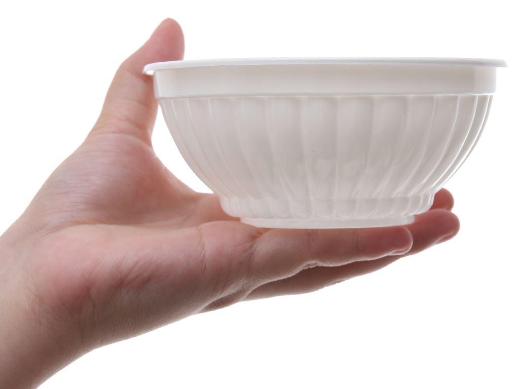 20 chén nhựa PP tròn Hunufa 11.8cm 3