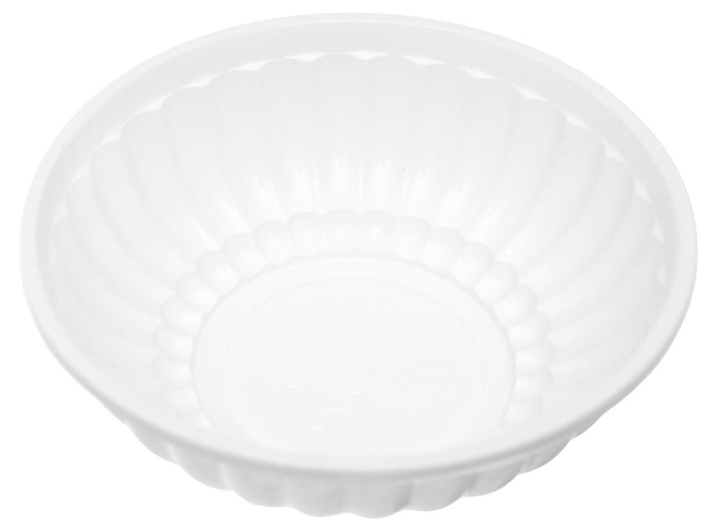 10 tô nhựa PP Hunufa 16.5cm 1
