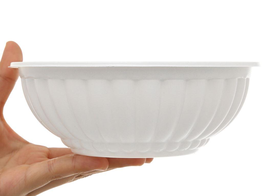 Tô nhựa PP Hunufa 16.7cm (10 cái) 4