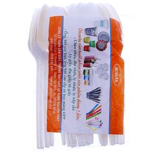 Muỗng nhựa Hunufa dài (20cái)