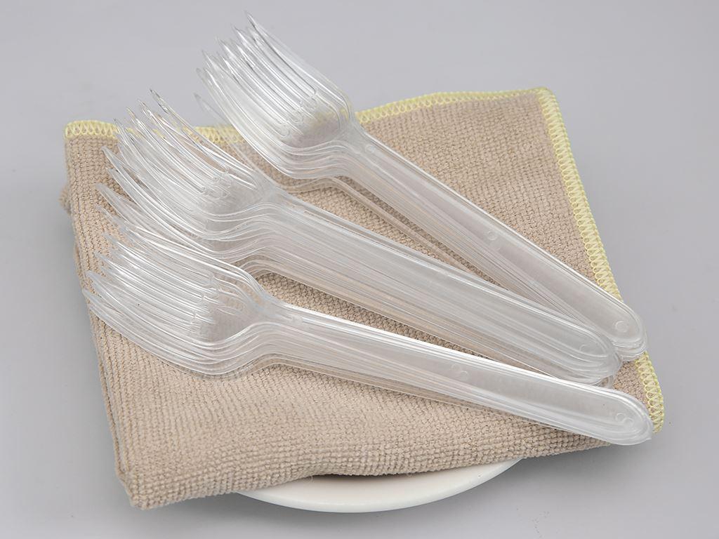 Nĩa nhựa PP Hunufa 16cm (20 cái) 3