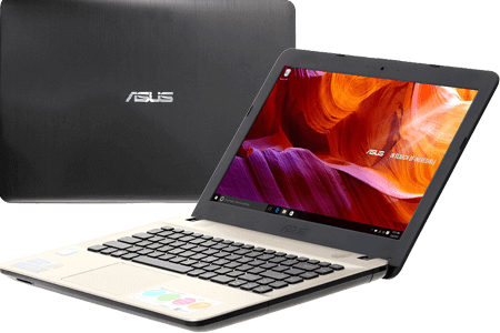 Laptop Asus A441UA i3 6006U/4GB/500GB/Win10/(WX156T)