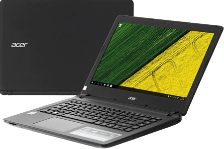 Laptop Acer Aspire ES1 432 C5J2 N3350 (NX.GFSSV.004)