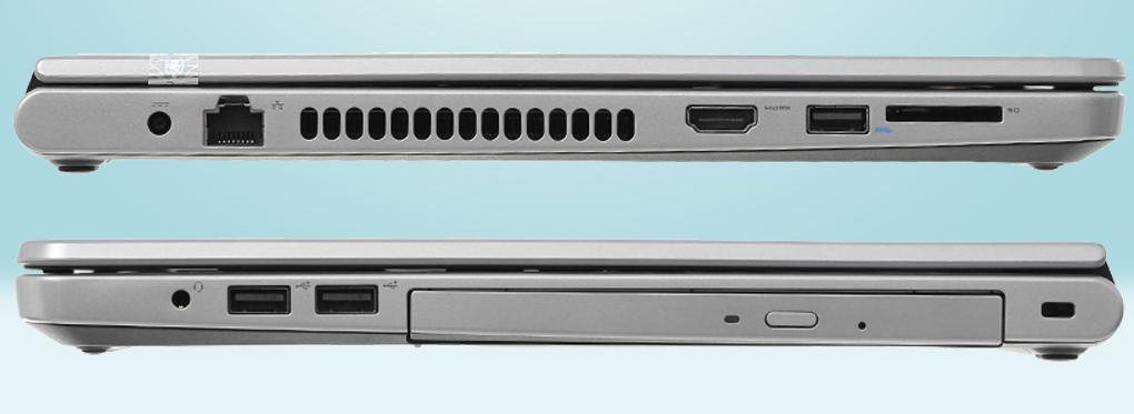 Dell Inspiron 5468 i5 7200U - 2 cạnh bên