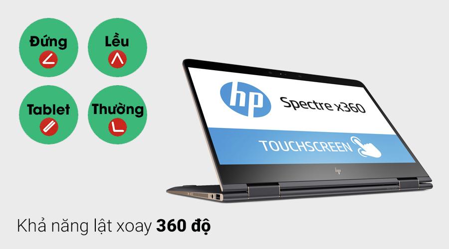 HP Spectre x360 13-ac028TU i7 7500U