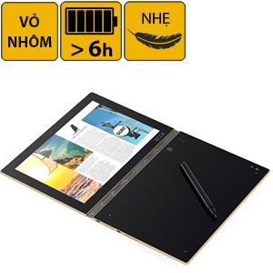 Laptop Lenovo Yoga Book Atom x5-Z8550/4GB/64GB/Win10