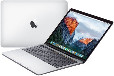 Laptop Apple Macbook Pro Touch MPXX2SA/A 3.1GHz (2017)
