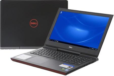 Laptop Dell Inspiron 7567A i7 7700HQ/8GB/500GB+128GB/4GB GTX1050Ti/Win10/(P65F001)