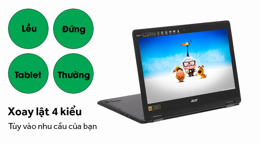 Acer R5 471T 54W0 i5 6200U (NX.G7WSV.002)