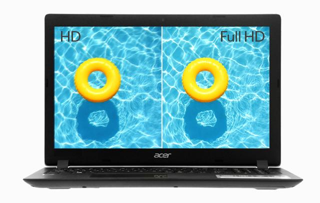 Acer Aspire A315 51 52AB i5 7200U - Tăng thêm sức mạnh với màn hình Full HD