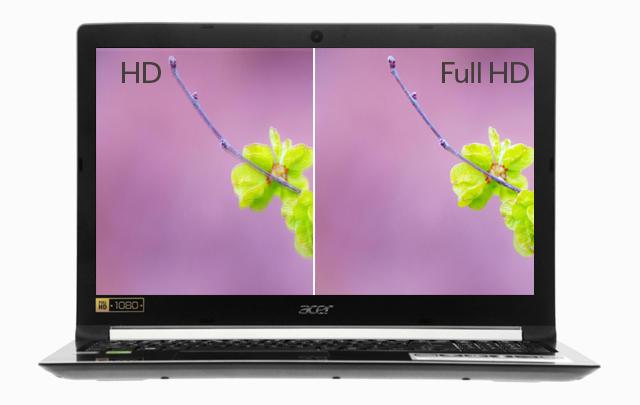 Acer Aspire A515 51G 52ZS i5 7200U - Màn hình 15.6 inch Full HD sắc nét
