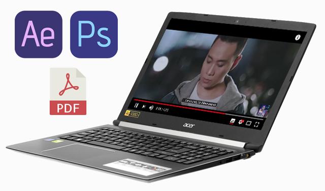 Acer Aspire A515 51G 52ZS i5 7200U