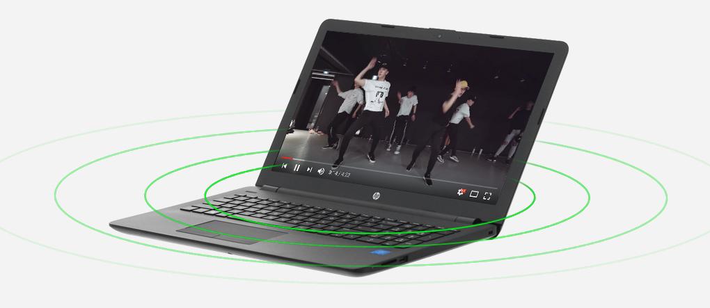 HP 15 bs571TU i3 6006U - Màn hình lớn 15.6 inch