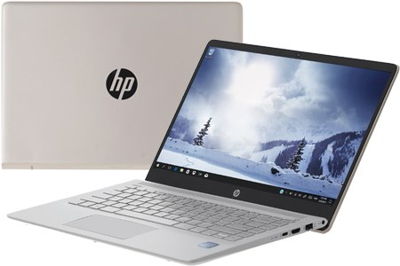 Laptop HP Pavilion 14 bf019TU i3 7100U/4GB/1TB/Win10/(2GW00PA)