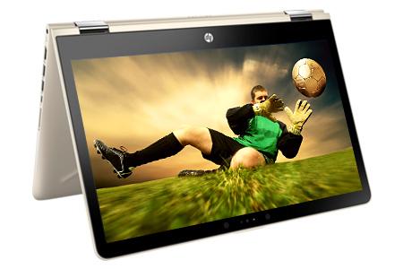 Laptop HP Pavilion x360 ba063TU i3 7100U/4GB/500GB/Win10/(2GV25PA)