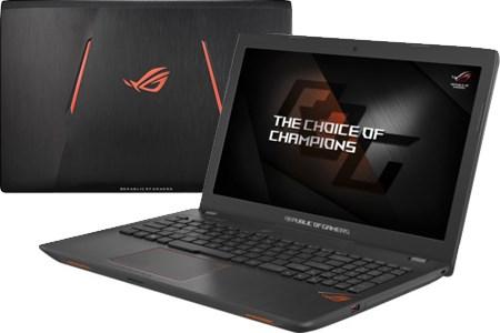 Laptop Asus GL553VD i7 7700HQ/8GB/1TB/4GB GTX1050/Win10/(FY884T)