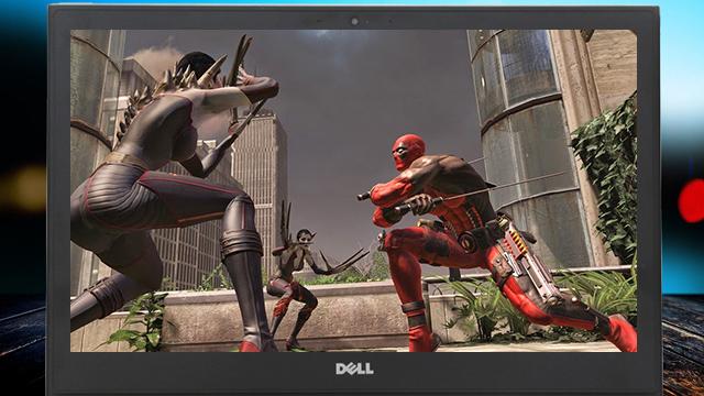 Dell Inspiron 7567B i7 cấu hình mạnh, chuẩn chơi game