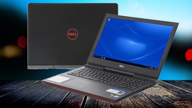 Dell Inspiron 7567B i7 thiết kế hầm hố, đậm chất