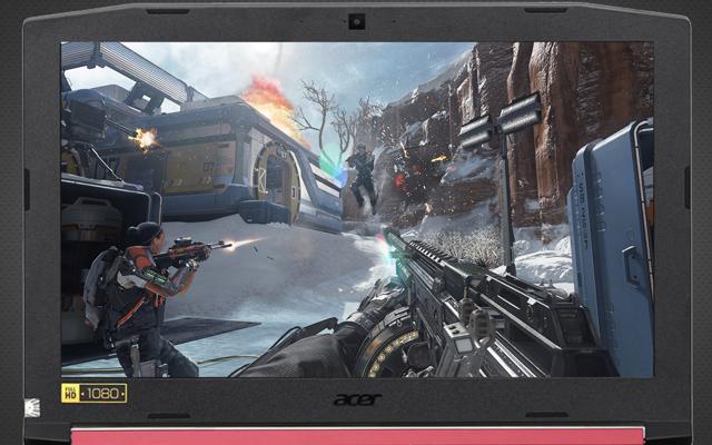 Acer Nitro 5 AN515 51 739L i7 7700HQ- Cấu hình