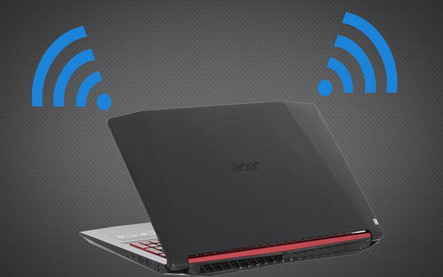 Acer Nitro 5 AN515 51 739L i7 7700HQ- Kết nối Wifi