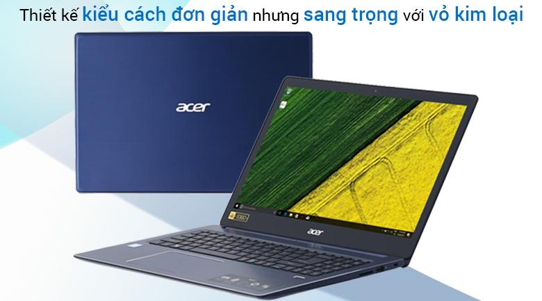 Acer Swift SF315 51 530V i5 8250U (NX.GSKSV.001)