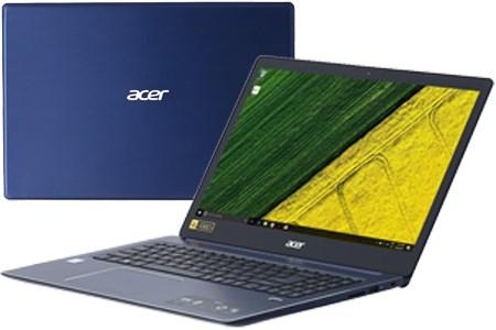 Laptop Acer Swift SF315 51 530V i5 8250U/4GB/1TB/Win10/(NX.GSKSV.001)