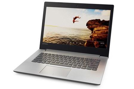 Laptop Lenovo IdeadPad 320-14AST 80XU001XVN AMD A9-9420 4GB/1TB/14FHD/2Cell/Dos/Xám