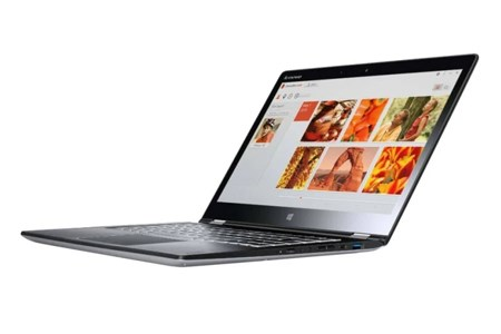 Laptop Lenovo Yoga 3-14(80JH005CVN)/Core i5-5200U/4GB/128Gb SSD/14 FHD/Win 8.1/LIGHT SILVER/Không
