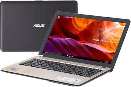 """Laptop Asus VivoBook X541UA i3 6100U/4GB/1TB/15.6""""/Win10/(XX272T)/Đen"""