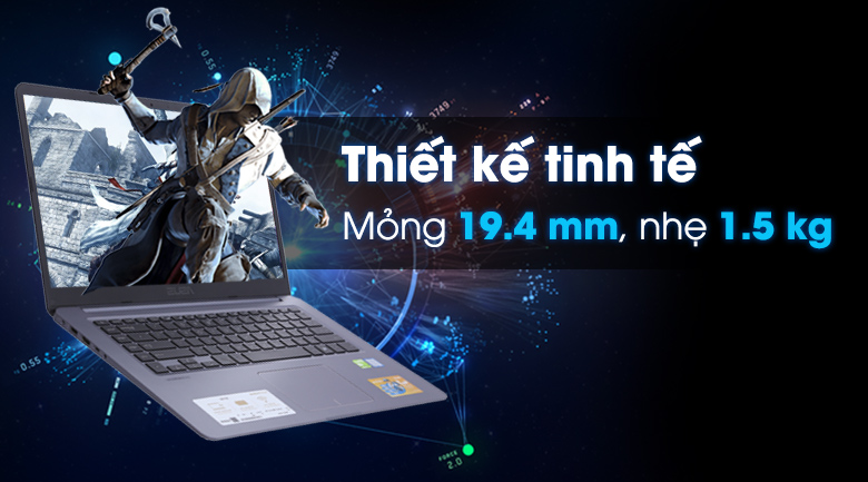 Asus VivoBook X510UQ i5 8250U (BR632T)