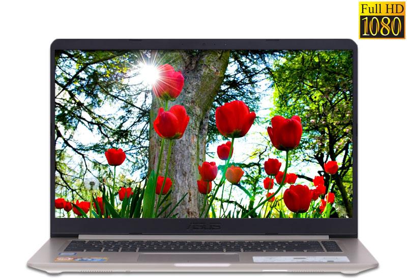 Màn hình tươi sáng, sắc nét trên Laptop Asus Core i5 VivoBook S15 S510UA