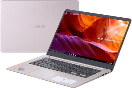 Laptop Asus VivoBook S15 S510UA i5 8250U/4GB/1TB/Win10/(BQ414T)