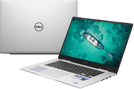 Laptop Dell Inspiron 7570 i5 8250U/4GB/1TB+128GB/4GB MX130/Win10/Office365/(N5I5102OW)